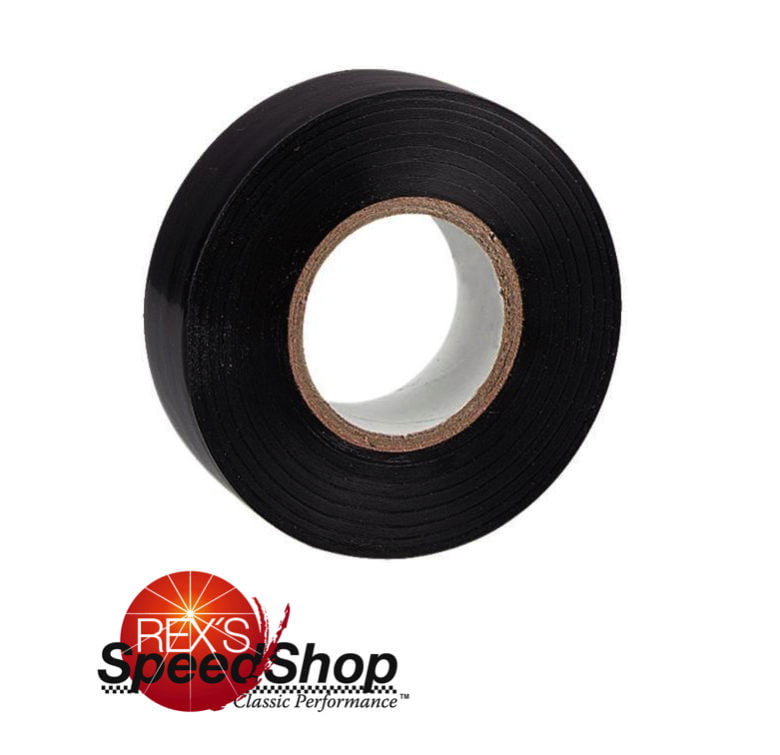 Motorcycle Wiring Loom Tape - Rex's Sd Shop on