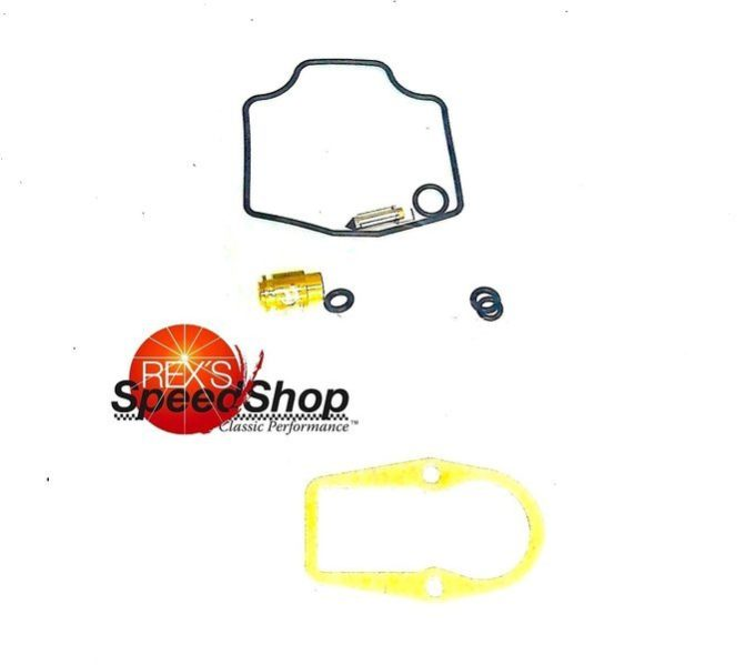 Yamaha Xt600 Carb Repair Kit Basic Rex S Speed Shop