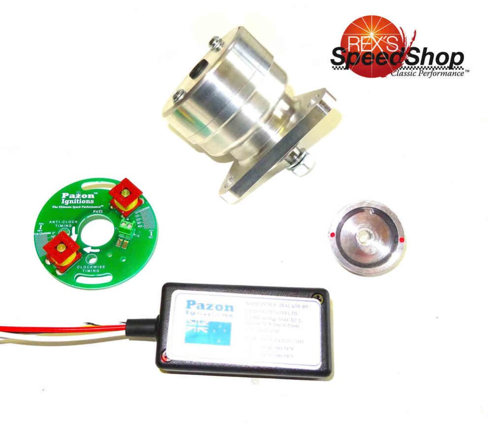 K1F, K2F & BTH Magneto Replacement with Electronic Ignition
