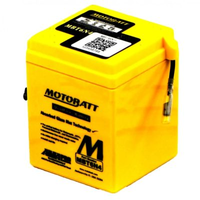 motorcycle battery 6n4 motobatt agm 6 volt