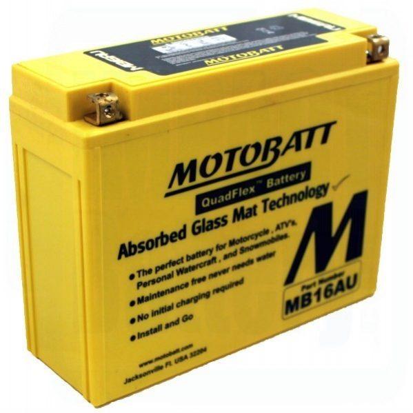 motobatt mb16au sealed agm battery rex 39 s speed shop. Black Bedroom Furniture Sets. Home Design Ideas