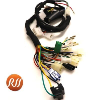 sr400 sr500 wiring loom 4e6-32590-40 | 2J2-82590 rex