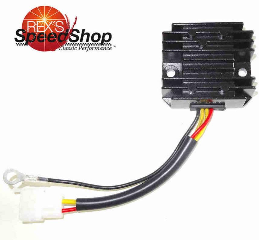 Marvelous Suzuki Ts125X Gt200 X5 Gt250 X7 Regulator Rectifier Rexs Speed Wiring Digital Resources Pelapshebarightsorg