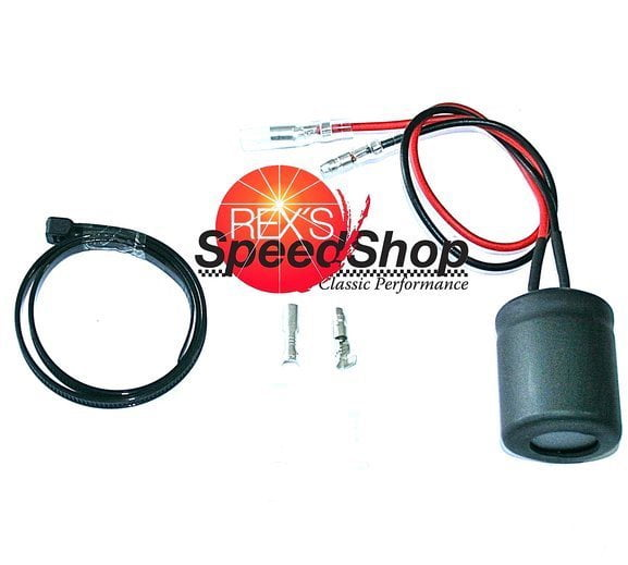 motorcycle battery eliminator