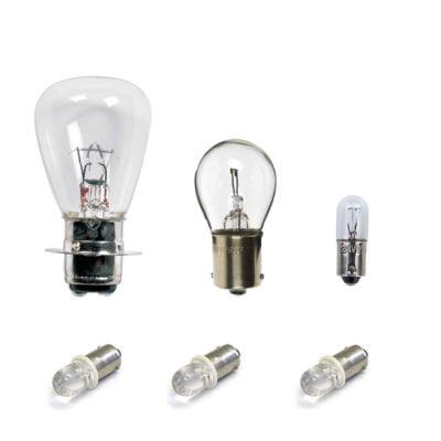 Motorcycle Bulbs & LEDs