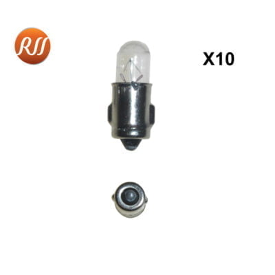 ba 7 fitting instrument warning lamp bulb