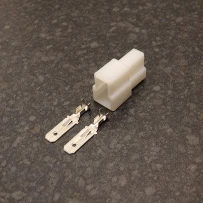 2 Pin Connectors