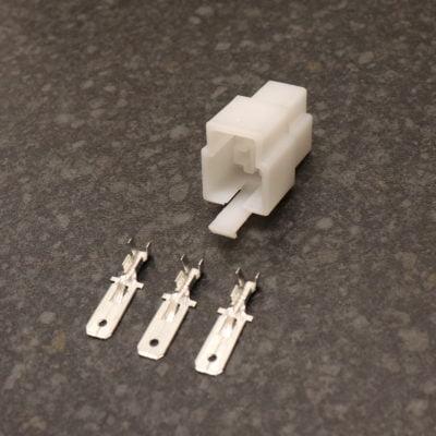 3 Pin Connectors