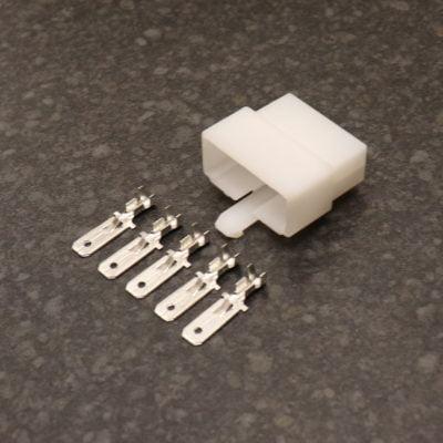 5 Pin Connectors