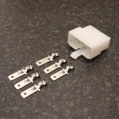 6 Pin Connectors