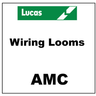 Lucas Wiring Looms AMC