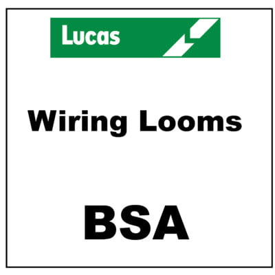 Lucas Wiring Looms BSA