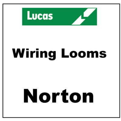 Lucas Wiring Looms Norton