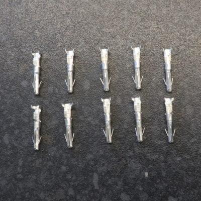 female yazaki terminal pin set rex