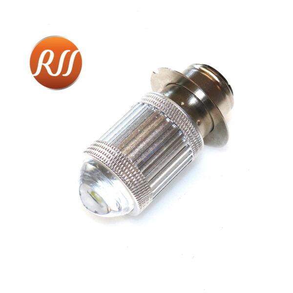 BPF, P36D, 6V, 12V, LED, headlamp bulb, dynamo saver, positive negative earth