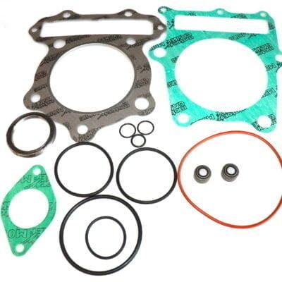 xt500 top end gasket set sr500 tt500