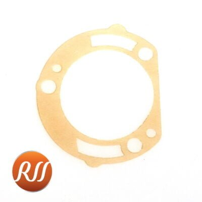 Gasket for Oil Pump Housing (between crankcase and oil pump), OEM reference # 33Y-13329-01