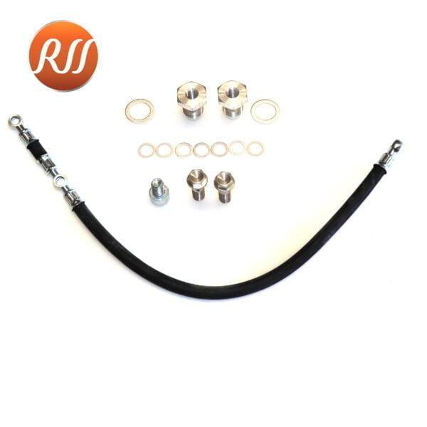 sr400 sr500 xt500 cylinder head oil flow fix up-grade rex