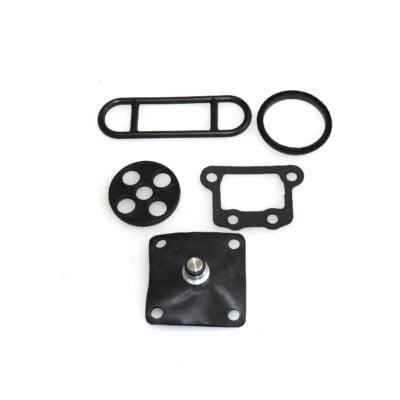 Fuel tap, petcock reapir kit for yamaha xs650, sr500, xs400, xs750,xs850 & xs1100 with vacuum tap