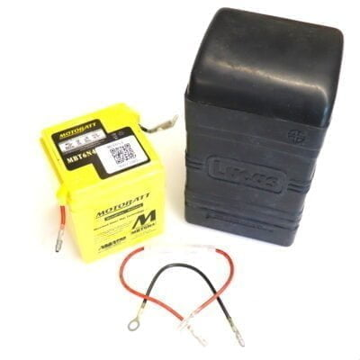 BSA Bantam 6 volt agm battery
